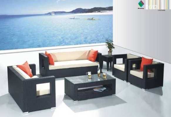 Комплект мебели из искусственного ротанга FWC-201 - Мебельресторан