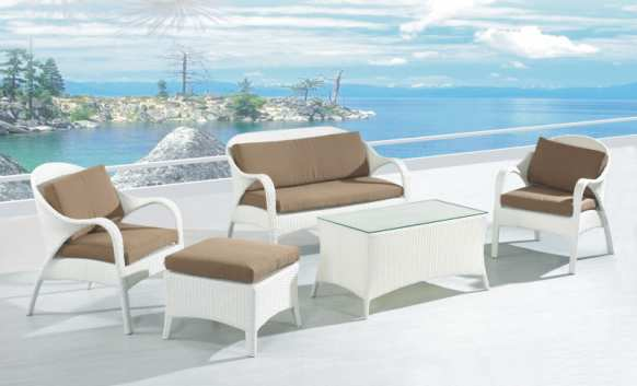Комплект мебели из искусственного ротанга FWC-020 - Мебельресторан